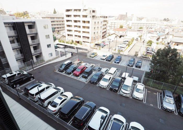 シティテラス成増 駐車場