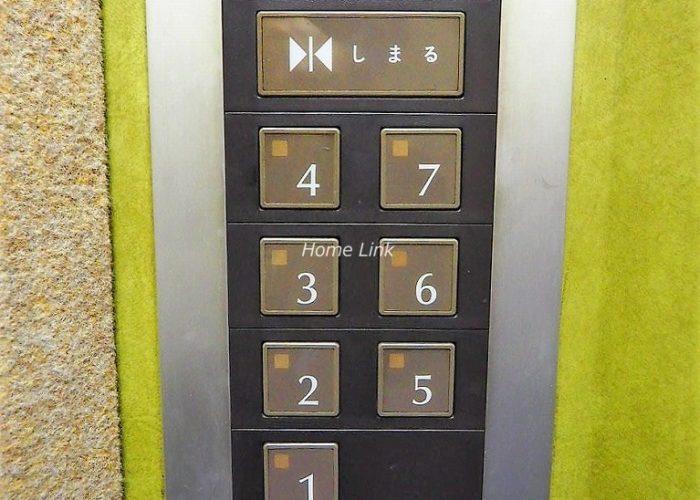 ハイプレースときわ台 エレベーター