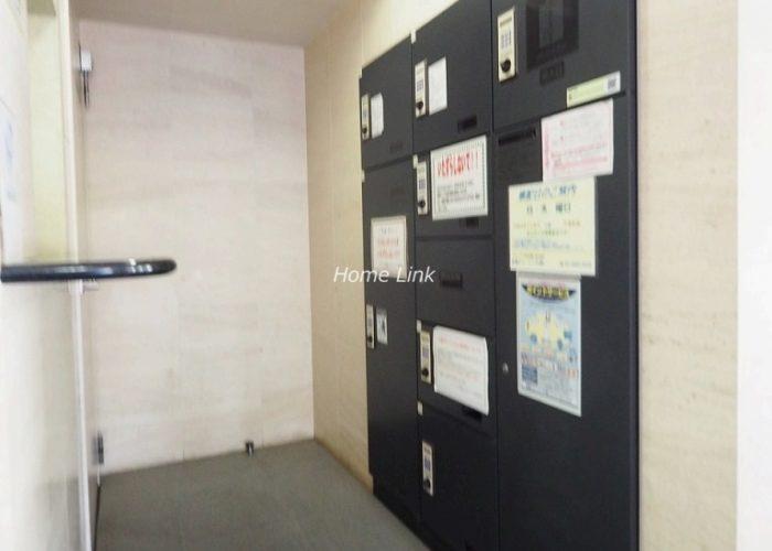 レーベンハイム常盤台エルステージⅡ 宅配ボックス