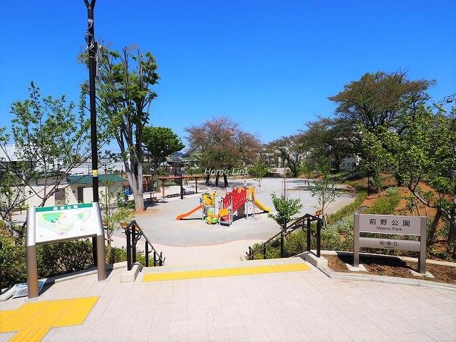カースル常盤台周辺環境 前野公園