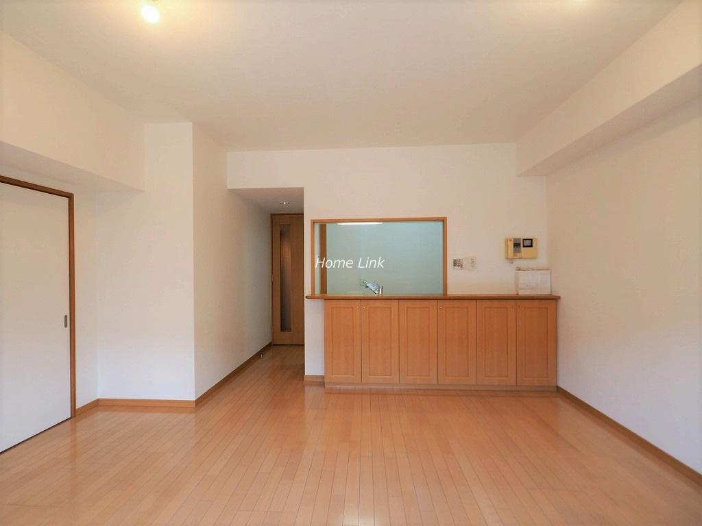 アイディーコート池袋西ムーンファーロ3階 LDK16.2帖 床暖房付き