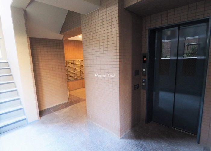 アイディーコート池袋西ムーンファーロ エレベーターホール