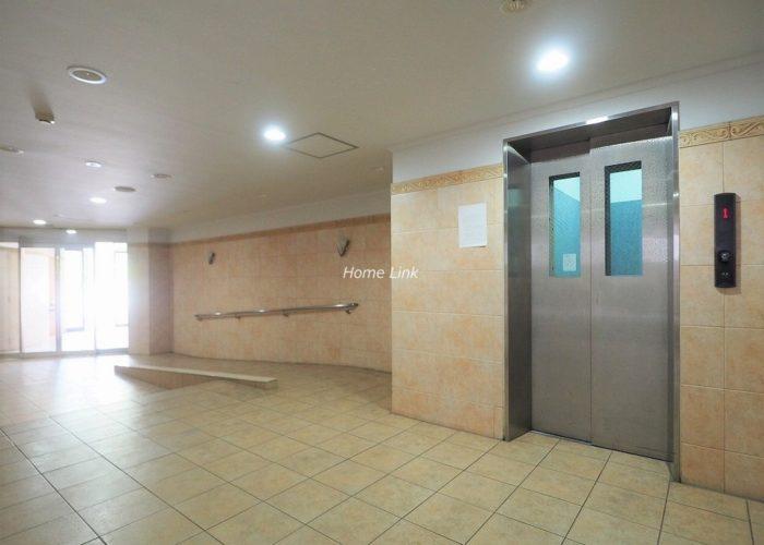 グランシティ志村坂上 エレベーターホール