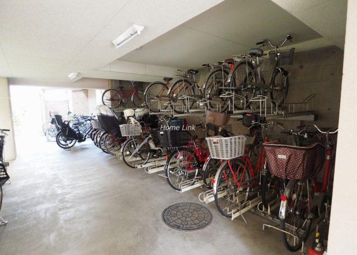 グランシティ志村坂上 駐輪場