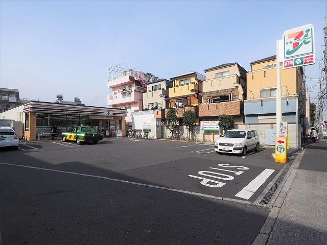 志村三丁目フラワーホーム周辺環境 セブンイレブン板橋相生町店