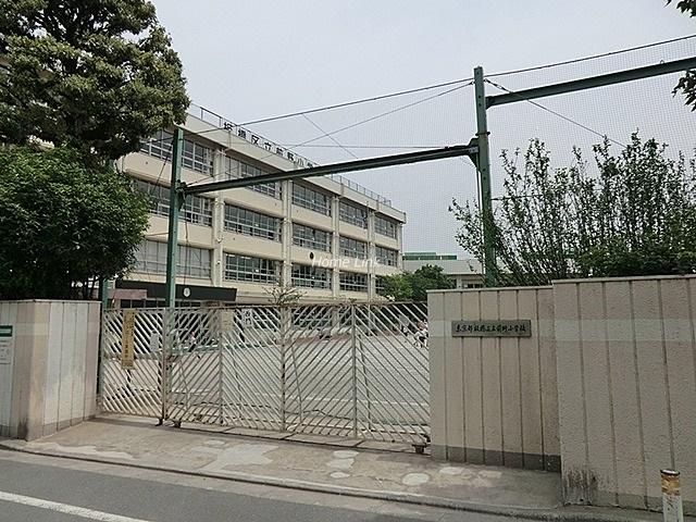 グランシティ志村坂上周辺環境 前野小学校