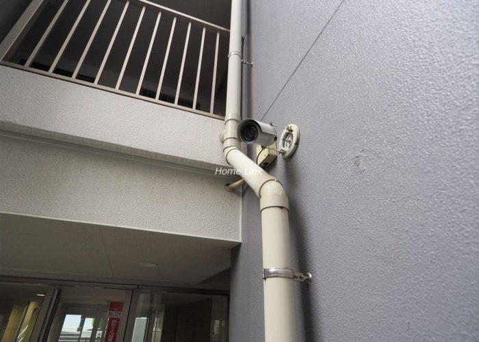 志村レジデンス 防犯カメラ