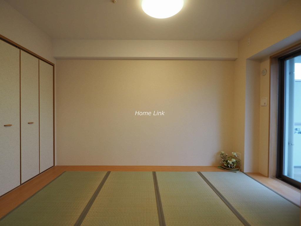 志村レジデンス3階 モダン和室