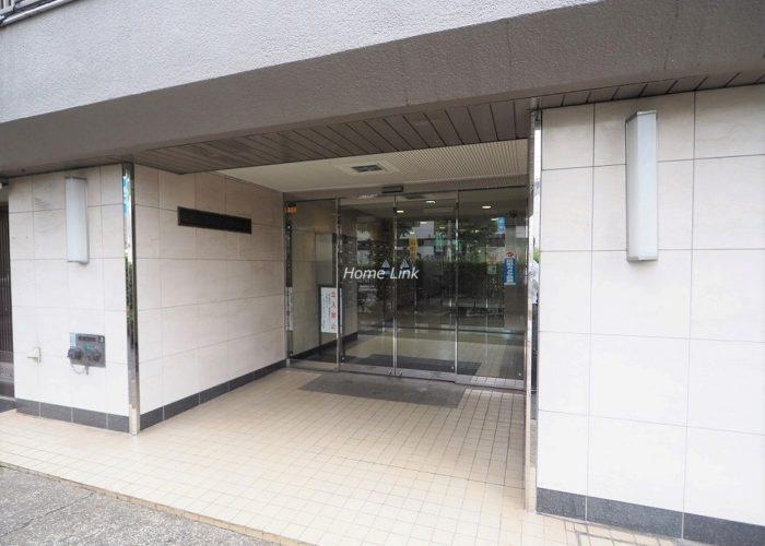 志村三丁目フラワーホーム エントランス前