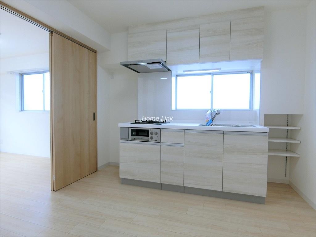 志村三丁目フラワーホーム5階 リノベーション済みで即入居可能