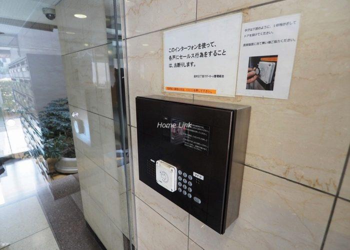 志村三丁目フラワーホーム オートロック