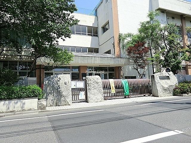 志村三丁目フラワーホーム周辺環境 志村坂下小学校