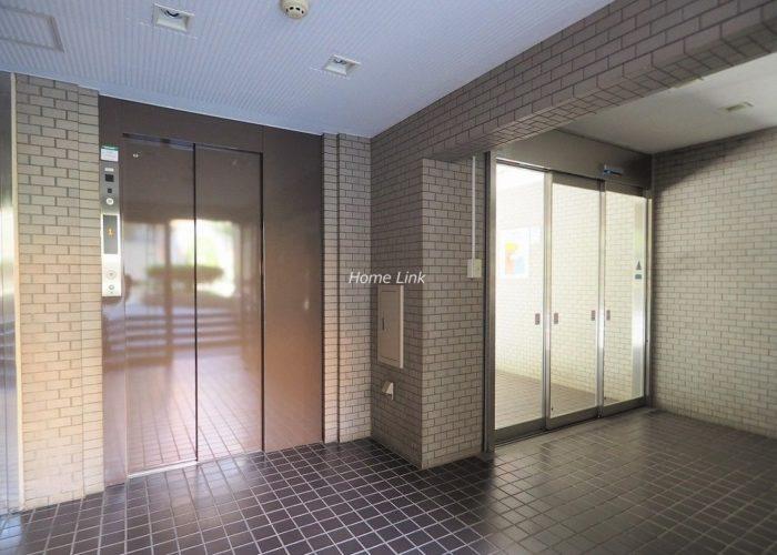 成増パークホームズ エレベーターホール
