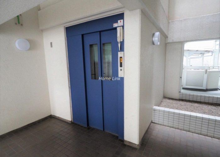 東急ドエルアルス志村坂上 エレベーターホール