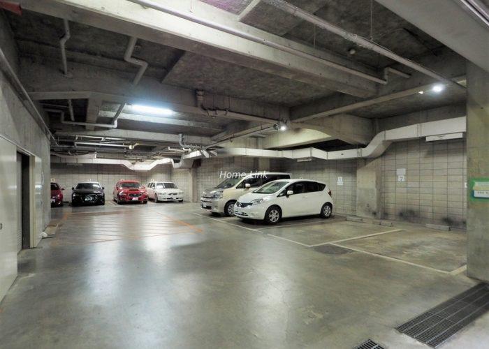 東急ドエルアルス志村坂上 駐車場