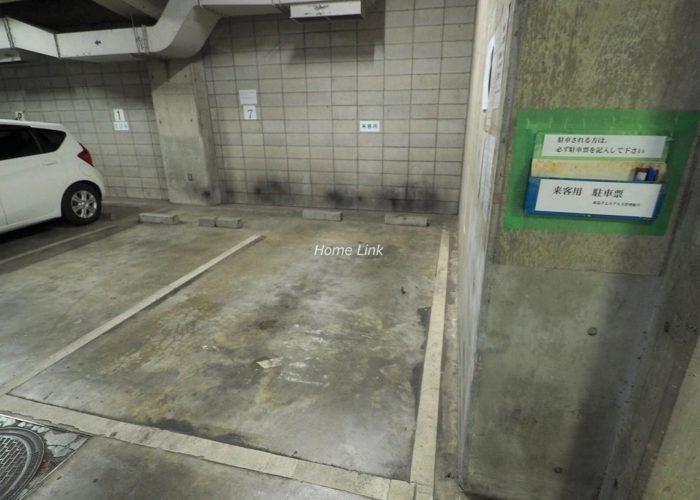 東急ドエルアルス志村坂上 来客専用駐車場17