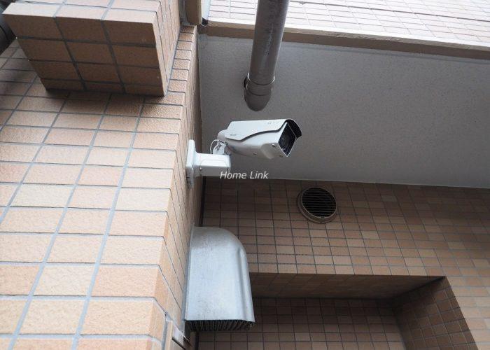 ときわ台メリーガーデン 防犯カメラ