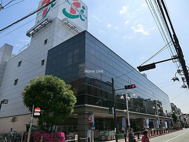 前野町ハイツ3号棟周辺環境 イトーヨーカドー上板橋店