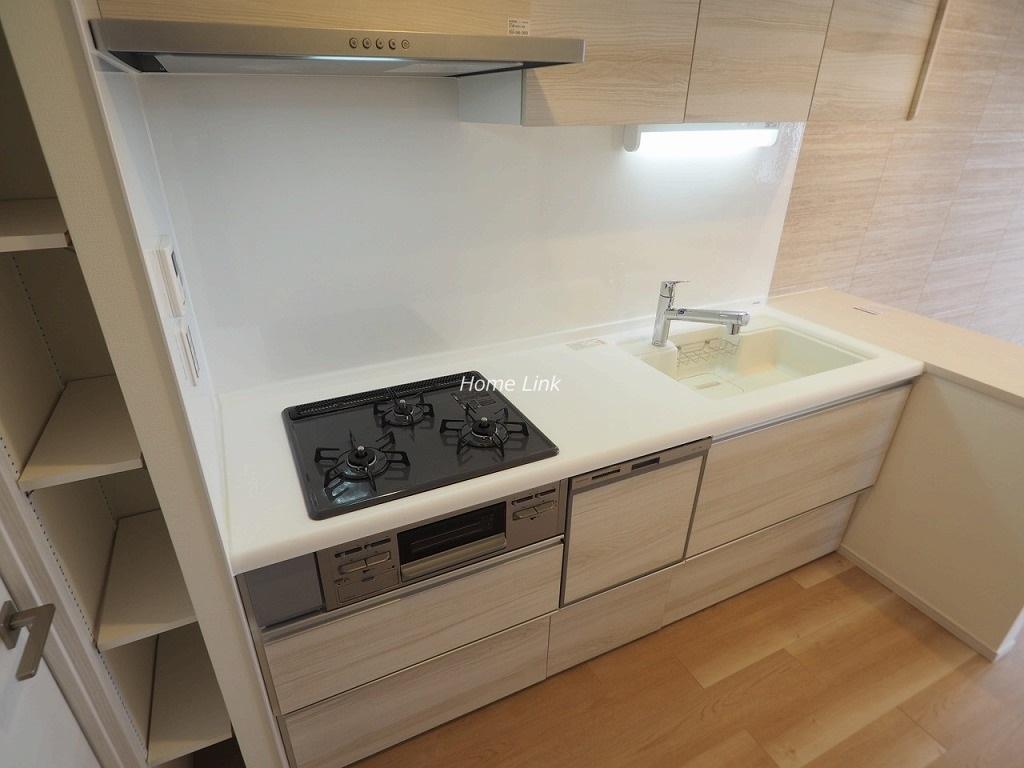 セーヌヴァン・シッス3階 可動棚収納・食洗機付き