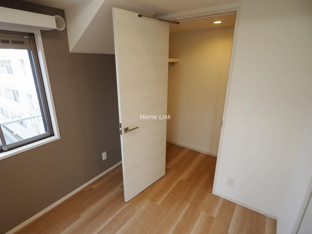 セーヌヴァン・シッス3階 洋室には大型のクローゼット