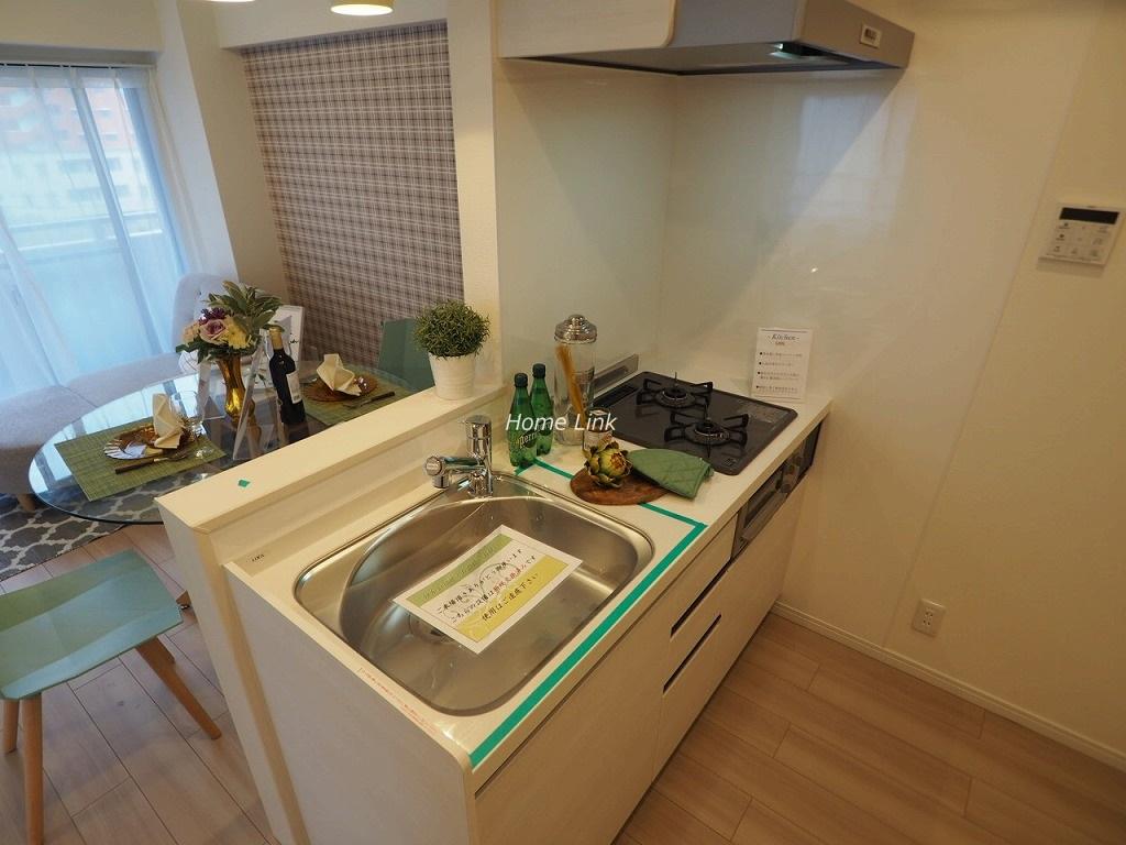 ソレイユ高島平Ⅰ5階 対面キッチン