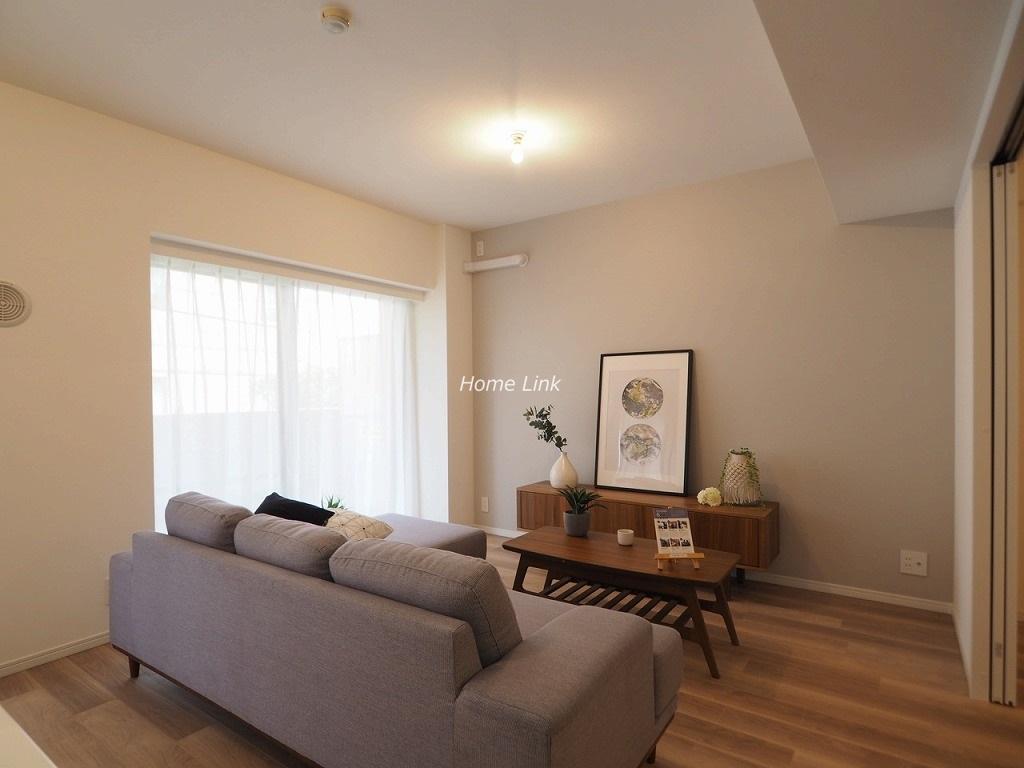 ルピナス赤塚ツインズガーデン弐番館2階 階下に住戸がなく気兼ねなく生活できます