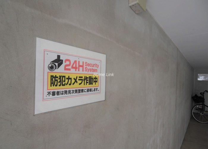 ルピナス赤塚ツインズガーデン弐番館 セキュリティ
