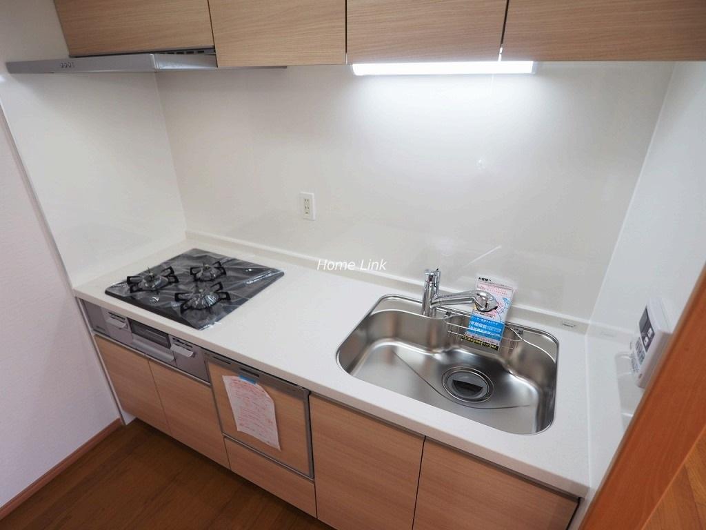 大山ダイカンプラザ A棟12階 キッチン食器洗浄機付き