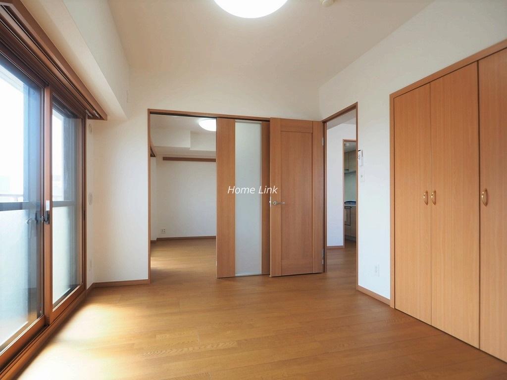 大山ダイカンプラザ A棟12階 洋室6.7帖