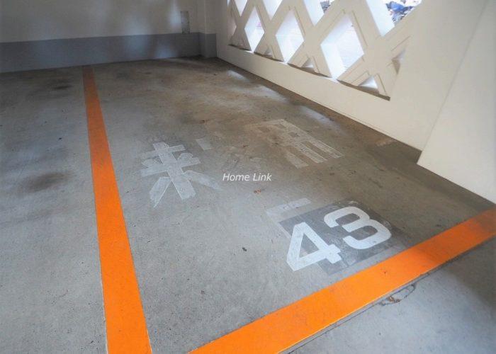 蓮根スカイマンション 来客用駐車場