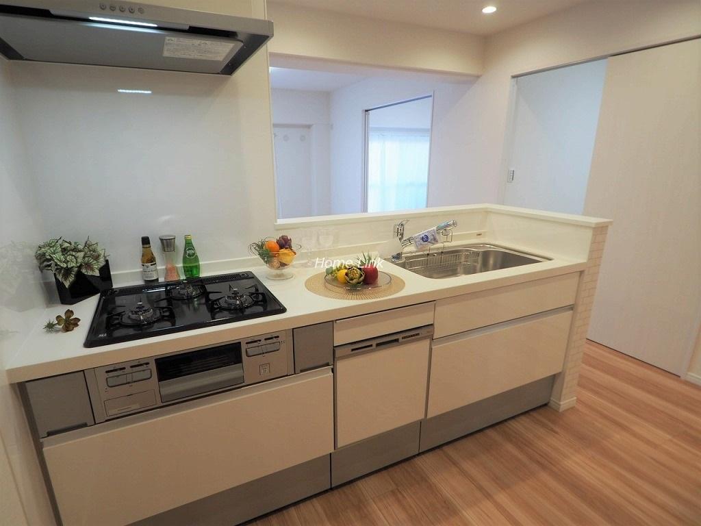 蓮根スカイマンション2階 キッチン