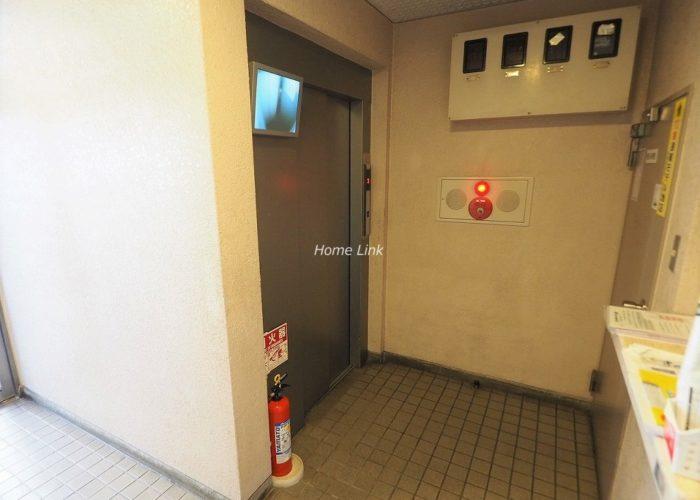カーサ北池袋 エレベーターホール