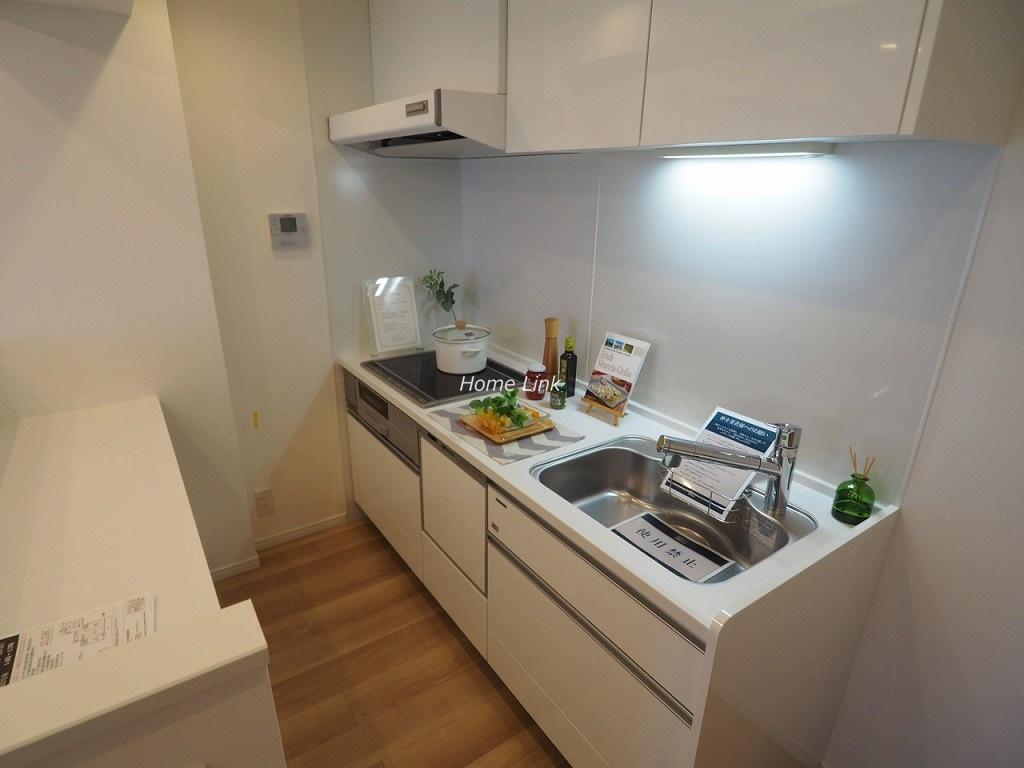 サンシティG棟12階 キッチン食器洗浄機付き