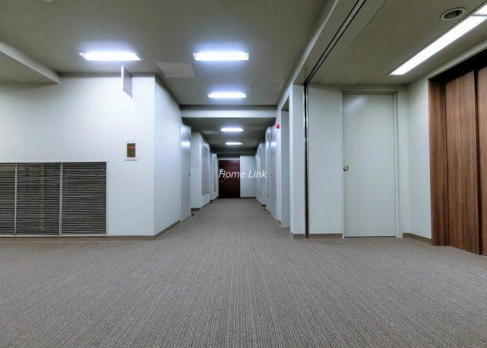 サンシティG棟 エントランスホール