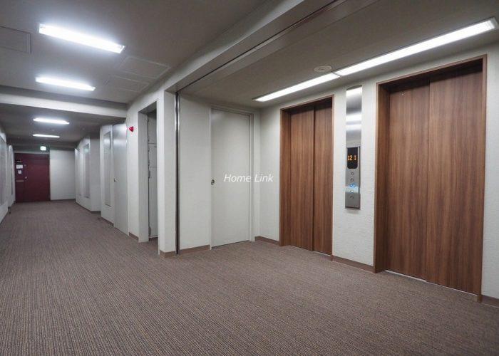 サンシティG棟 エレベーターホール