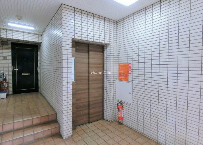 シャルム朝日 エレベーターホール