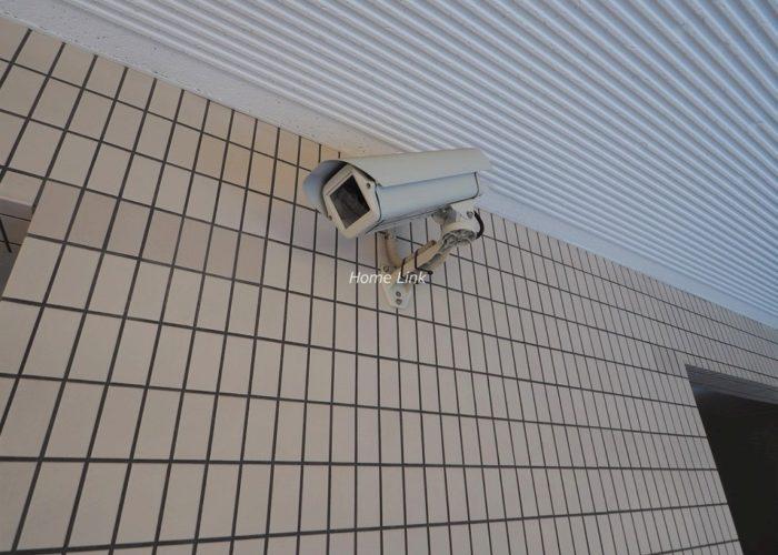 セピアコート並木 防犯カメラ