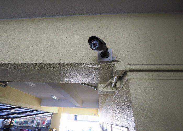 メゾンゴールド 防犯カメラ