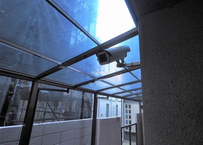 ライオンズマンション北池袋 防犯カメラ