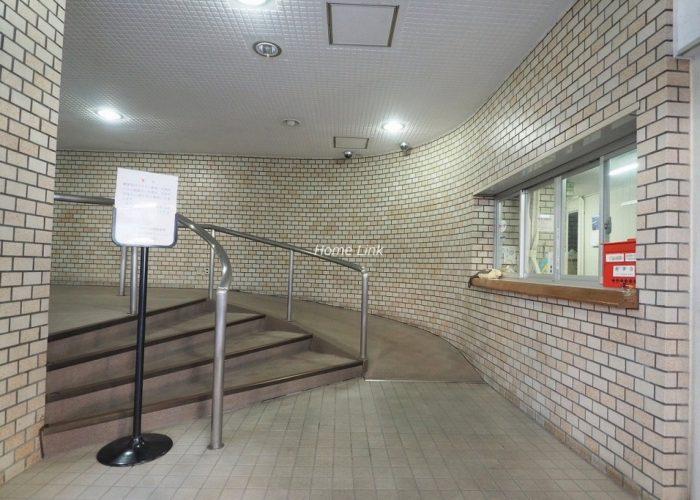朝日板橋マンション 管理人室