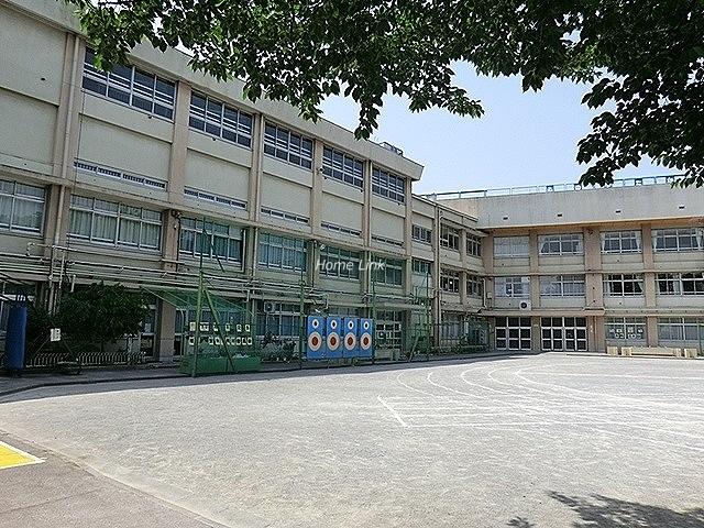 朝日板橋マンション周辺環境 板橋第八小学校
