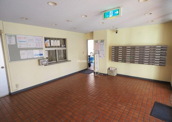 桜川グレースマンション 管理人室