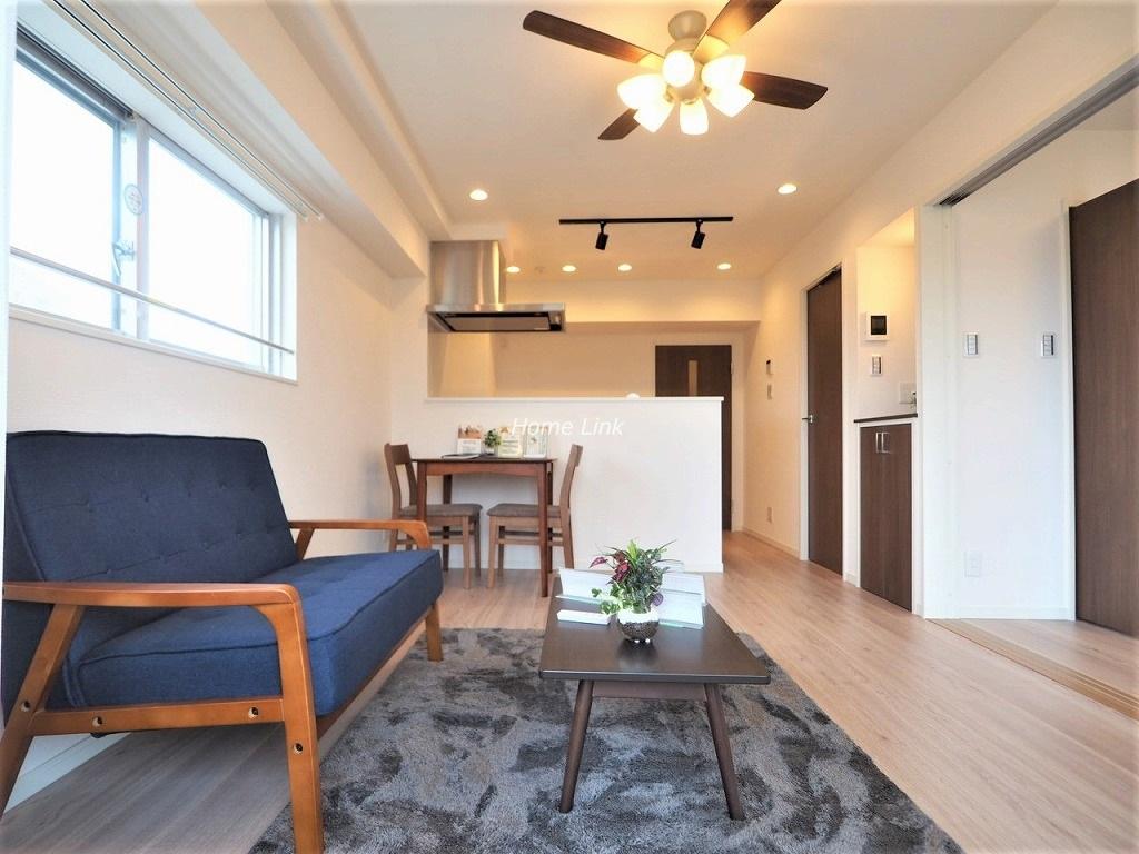 桜川グレースマンション5階 家具&エアコン付きですぐ住めます