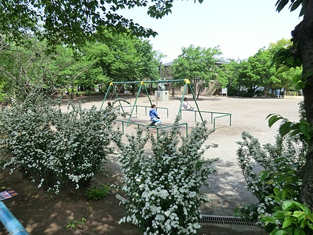 パシフィック武蔵野台ニューハイツ周辺環境 西徳第一公園
