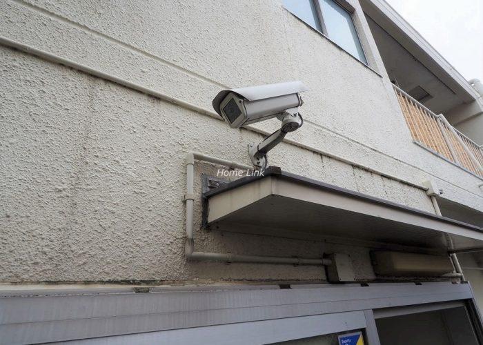 グリーンハイツはすね 防犯カメラ