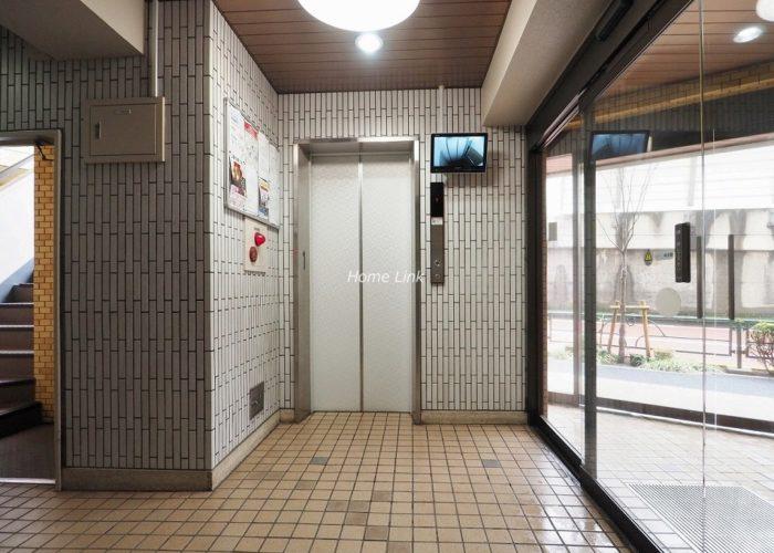 グローリア初穂ときわ台 エレベーターホール