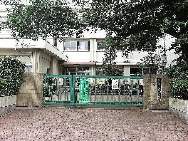 グローリア初穂ときわ台周辺環境 上板橋小学校