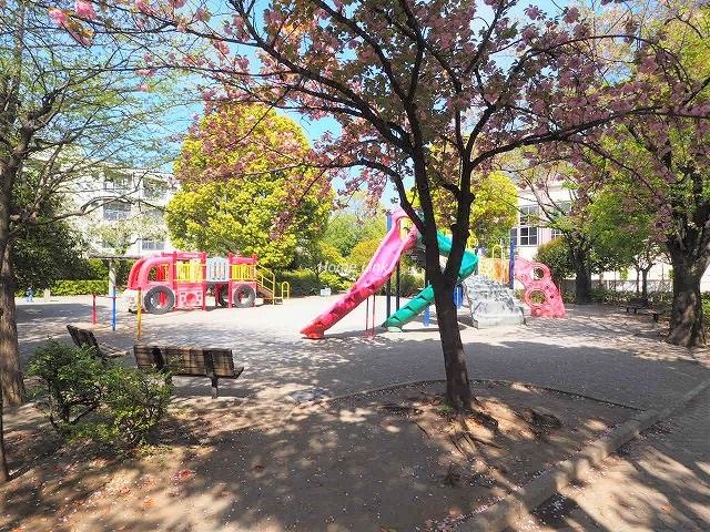 蓮根台ダイヤモンドマンション周辺環境 城北交通公園