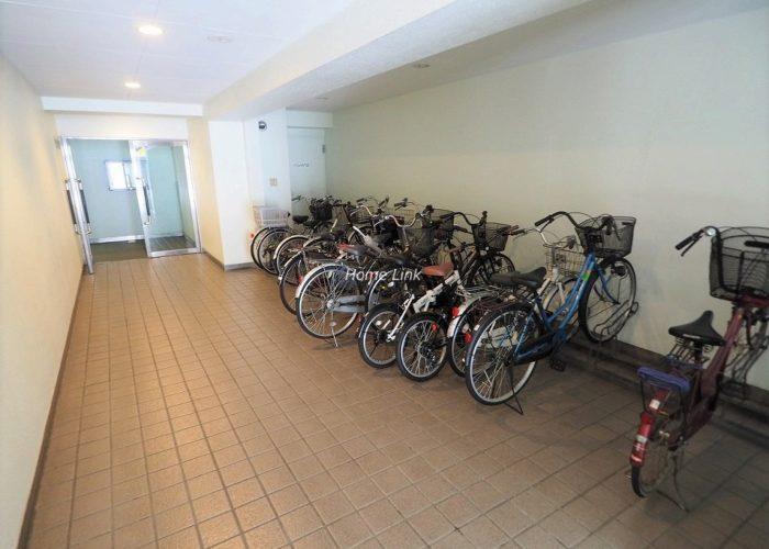 成増ガーデンハイツ 駐輪場