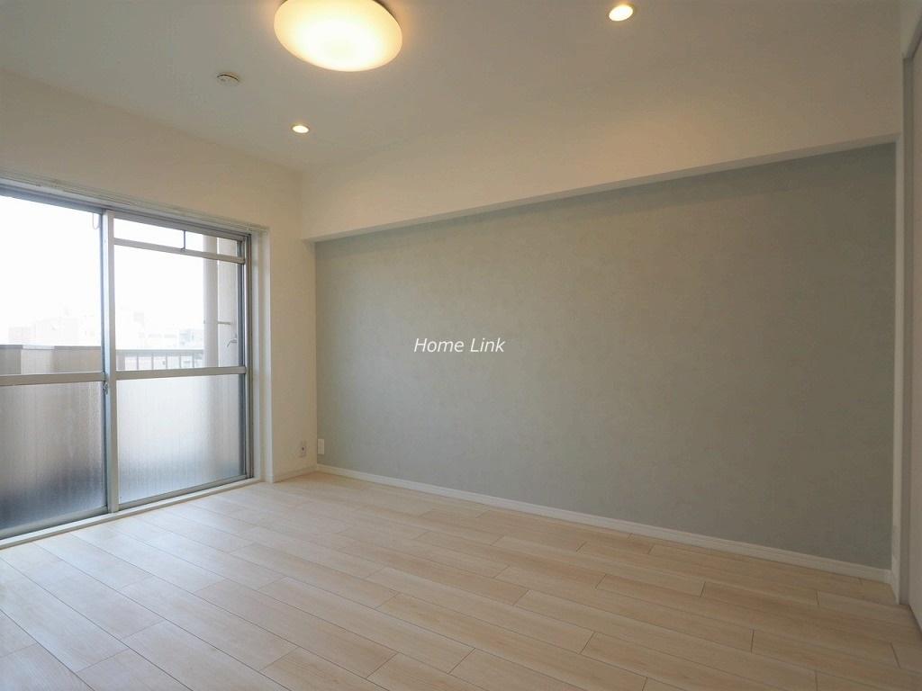 蓮根台ダイヤモンドマンション8階 室内リノベーション済みですぐに住めます